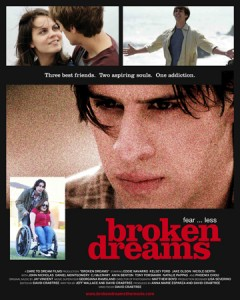 Broken dreams psoter