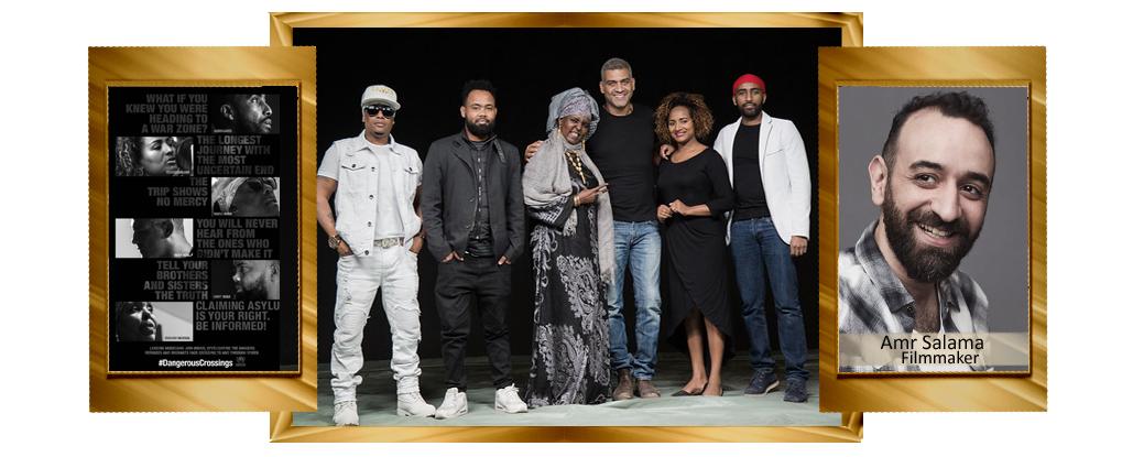 Accolade Global Film Competitin Humanitarian Award