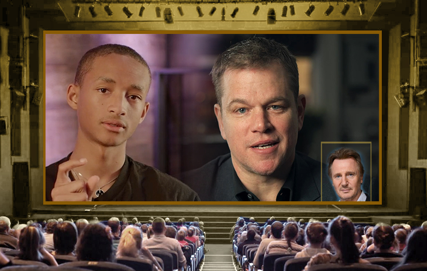 Brave Blue World Oscar winner Matt Damon